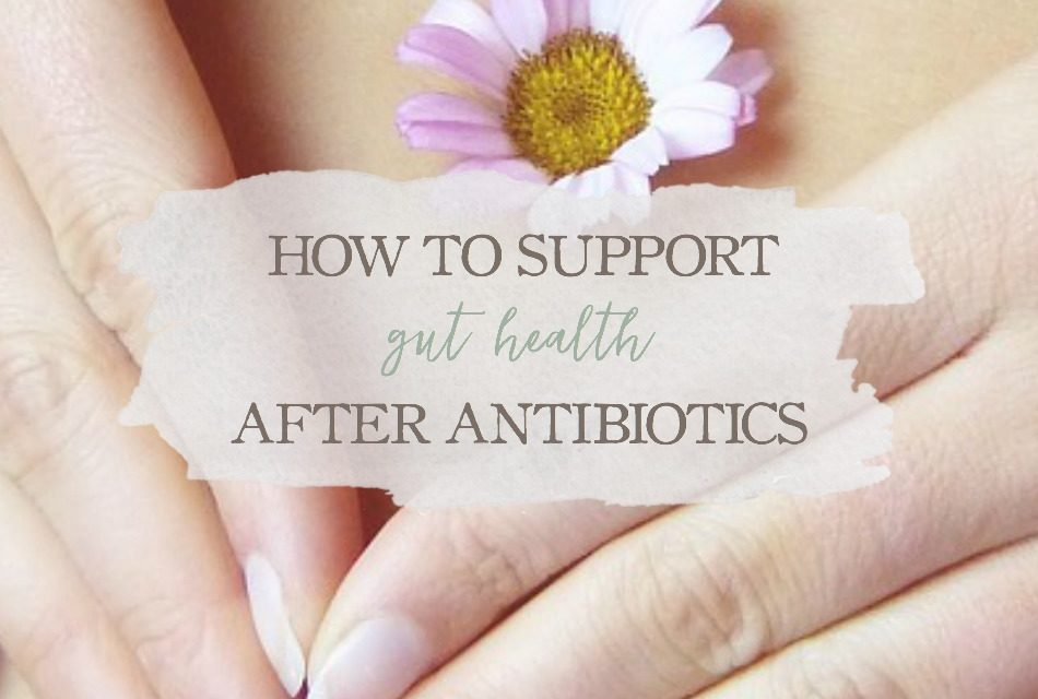 How To Support Gut Health After Antibiotics