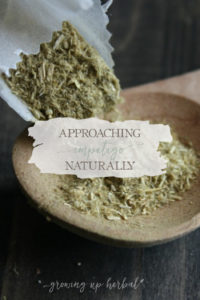 Approaching Impetigo Naturally: A True Story | Growing Up Herbal | Here's a true story of how we managed an impetigo infection safely and naturally using herbs, essential oils, and other natural products.