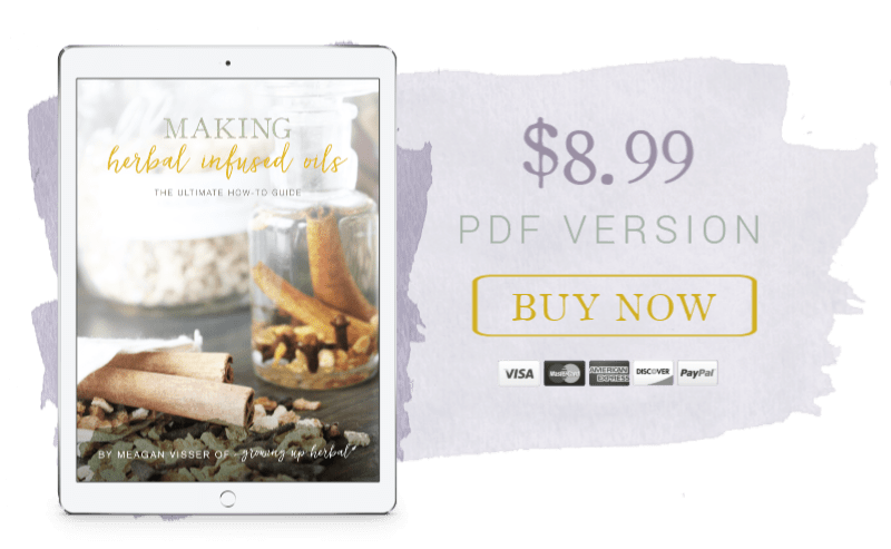 Herbal Infused Oils ebook