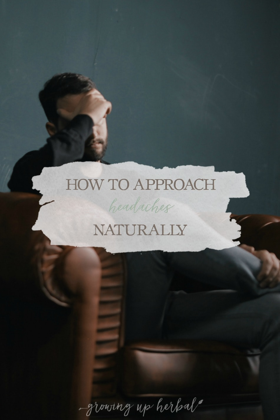 How To Approach Headaches Naturally | Growing Up Herbal | Learn how common types of headaches present themselves, what triggers them, and various dietary, herbal, and lifestyle facets that can be of assistance when one wants to approach headaches naturally.