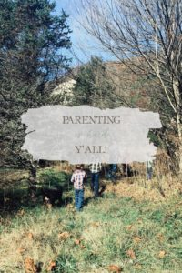 Parenting Is Hard, Y'all! | Growing Up Herbal | Parenting is hard. In fact, it's probably the hardest job we will have in our life, but I feel incredibly blessed that God has given me these four boys!