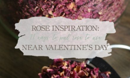 Rose Inspiration: 11 Ways to Put Rose To Use Near Valentine's Day