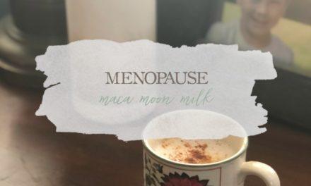 Menopause Maca Moon Milk