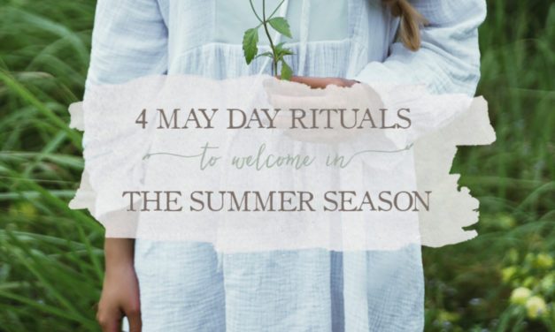 4 May Day Rituals To Welcome In The Season of Summer