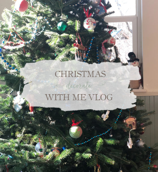 Weekly Vlog: Christmas Decorate With Me