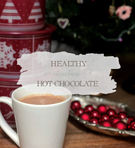Homemade Healthy Hot Chocolate Recipe for Cold Winter Days