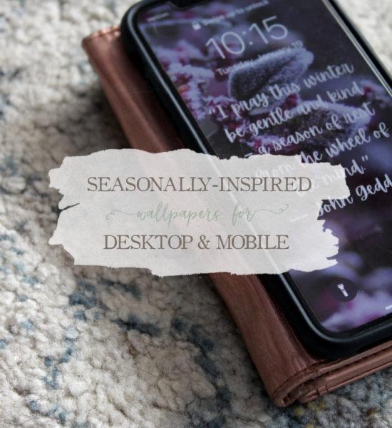 Free Seasonally-Inspired Wallpapers for Desktop & Mobile